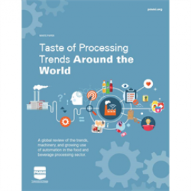 Taste of Processing Trends Around the World 2018 | PMMI
